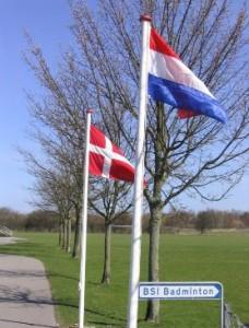 vlaggen brondby